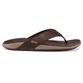 OluKai Nui Sandals Men brown